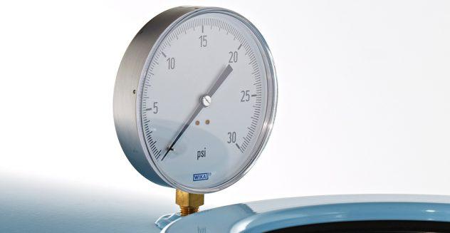 Fortius Pressure Gauge