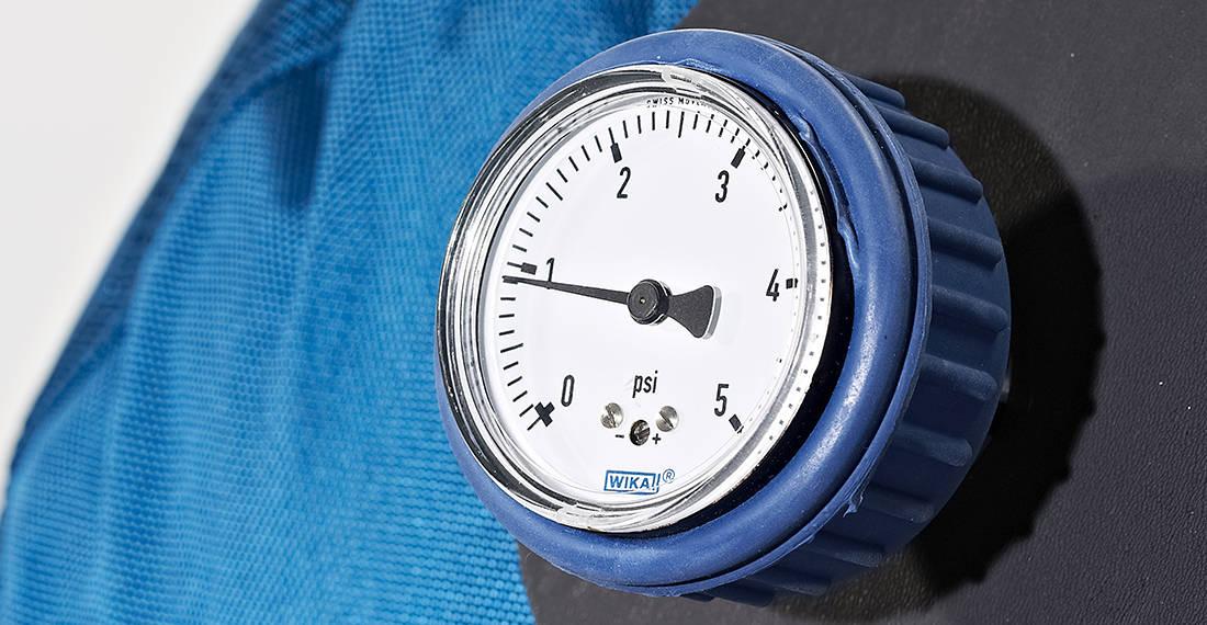Quamvis Pressure Gauge