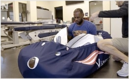LeBron James uses OxyHealth Hyperbaric Oxygen Therapy