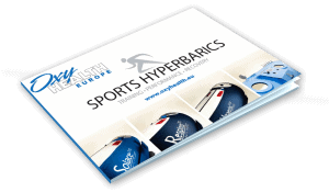 Oxyhealth Sports Hyperbaric brochure