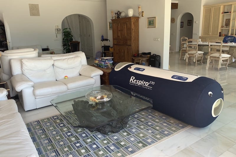 Hyperbaric (HBOT) Therapy At Home